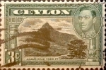 Stamps : Asia : Sri_Lanka :  Intercambio 0,20 usd 3 cents. 1942