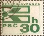 Sellos del Mundo : Europa : Checoslovaquia : Intercambio 0,20 usd 30 haleru 1976