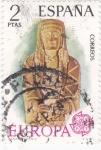 Stamps Spain -  EUROPA CEPT- Dama Oferente (17)