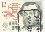 Stamps Spain -  Europa CEPT-Manuel de Ysasi (17)