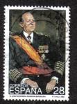 Sellos de Europa - España -  D. Juan de Borbon Conde de Barcelona