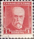 Stamps : Europe : Czechoslovakia :  1 koruna 1930
