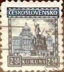 Stamps : Europe : Czechoslovakia :  2,50 koruna 1929