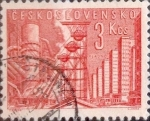 Sellos del Mundo : Europa : Checoslovaquia : Intercambio 0,20 usd 3 koruna 1961