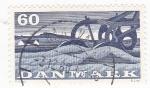 Stamps Denmark -  APEROS DE LABRANZA