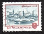 Sellos de Europa - Hungría -  Centenario de la unificación de las ciudades de Pest, Buda y Obuda