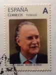 Stamps Spain -  Iñaki Azkuna, Alcalde de Bilbao