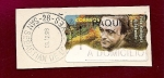 Stamps Spain -  ATM  - NATURALEZA - Homenaje a Felíx Rodríguez de la Fuente
