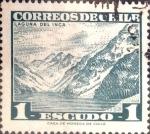 Sellos de America - Chile -  Intercambio 0,25 usd 1 escudo 1967