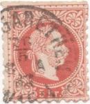Stamps Austria -  Y & T Nº 34 a I