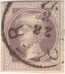 Stamps : Europe : Austria :  Y & T Nº 10 - II Timbre