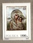 Sellos del Mundo : Europa : Polonia : Cuadros religiosos