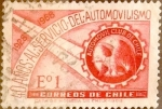 Sellos del Mundo : America : Chile : Intercambio 0,25 usd 1 escudo 1968