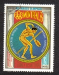 Stamps Equatorial Guinea -  Summer Olympics 1976, Montreal Sports-I