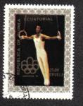 Sellos de Africa - Guinea Ecuatorial -  Montreal 76