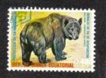 Stamps Equatorial Guinea -  Proteccion  de La Naturaleza