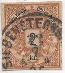 Sellos de Europa - Austria -  Y & T Nº 40