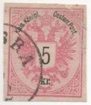 Stamps Austria -  Y & T Nº 42