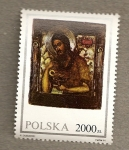 Sellos de Europa - Polonia -  Cuadros religiosos