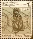 Sellos del Mundo : Asia : Chipre : 1 cent. 1993