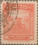 Stamps Colombia -  Intercambio 0,20 usd 10 cents. 1952