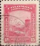 Sellos de America - Colombia -  Intercambio 0,20 usd 15 cents. 1941
