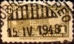 Sellos de America - Colombia -  Intercambio 0,20 usd 1 cents. 1947