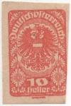 Stamps Austria -  Y & T Nº 208