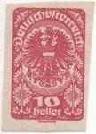 Stamps Austria -  Y & T Nº 208a