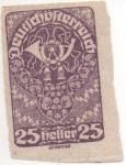 Stamps Austria -  Y & T Nº 210