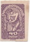 Sellos de Europa - Austria -  Y & T Nº 212