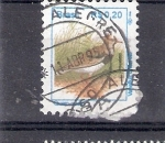 Stamps : America : Brazil :  Avefría, Vanellus chinensis