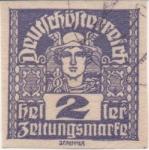 Sellos de Europa - Austria -  Y & T Nº 36 - Timbre