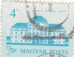 Stamps Hungary -  KORMEND,KASTÉLY