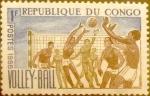 Sellos del Mundo : Africa : República_del_Congo : Intercambio cxrf 0,20 usd 1 franco 1966