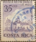 Sellos del Mundo : America : Costa_Rica : Intercambio 0,20 usd 35 cents. 1973