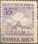 Sellos de America - Costa Rica -  Intercambio 0,20 usd 35 cents. 1973