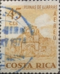 Sellos del Mundo : America : Costa_Rica : Intercambio 0,20 usd 45 cents. 1973