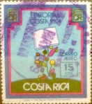 Sellos del Mundo : America : Costa_Rica : Intercambio 0,20 usd 15 cents. 1976
