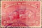 Stamps : America : Costa_Rica :  Intercambio 0,20 usd 10 cents. 1926