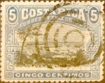 Sellos del Mundo : America : Costa_Rica : Intercambio 0,30 usd 5 cents. 1901