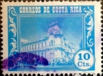 Sellos de America - Costa Rica -  Intercambio 0,20 usd 10 cents. 1967