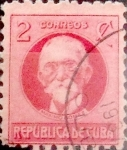 Stamps : America : Cuba :  2 cent. 1930