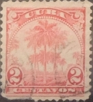 Sellos del Mundo : America : Cuba : Intercambio 0,20 usd 2 cents. 1915