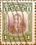 Sellos del Mundo : America : Cuba : Intercambio 0,20 usd 1 cent. 1910