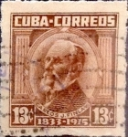 Stamps : America : Cuba :  13 cents. 1964