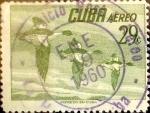 Sellos del Mundo : America : Cuba : Intercambio 0,55 usd 29 cents. 1956
