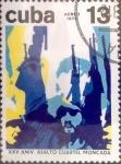 Sellos de America - Cuba -  Intercambio 0,20 usd 13 cents. 1978