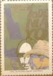 Sellos de America - Cuba -  Intercambio 0,90 usd 3 cents. 1972