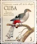 Sellos del Mundo : America : Cuba : Intercambio 0,45 usd 3 cents. 1971